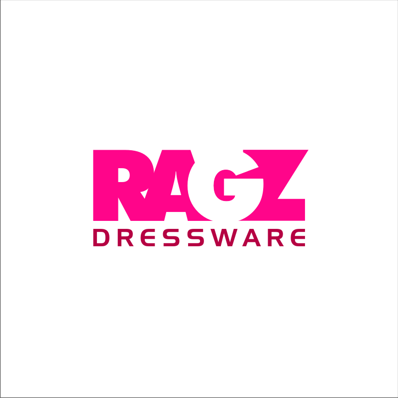 Logo Design by SquaredDesign - Entry No. 201 in the Logo Design Contest Ragz Dressware.