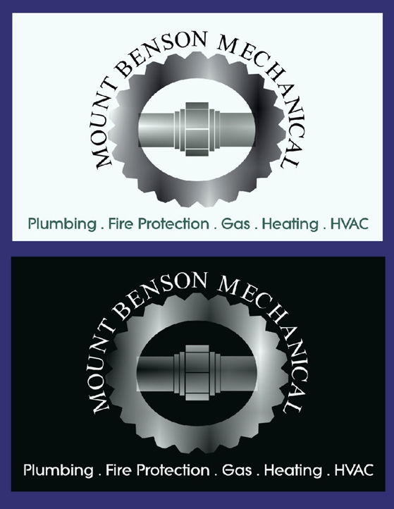 Logo Design by Heri Susanto - Entry No. 7 in the Logo Design Contest Mount Benson Mechanical.