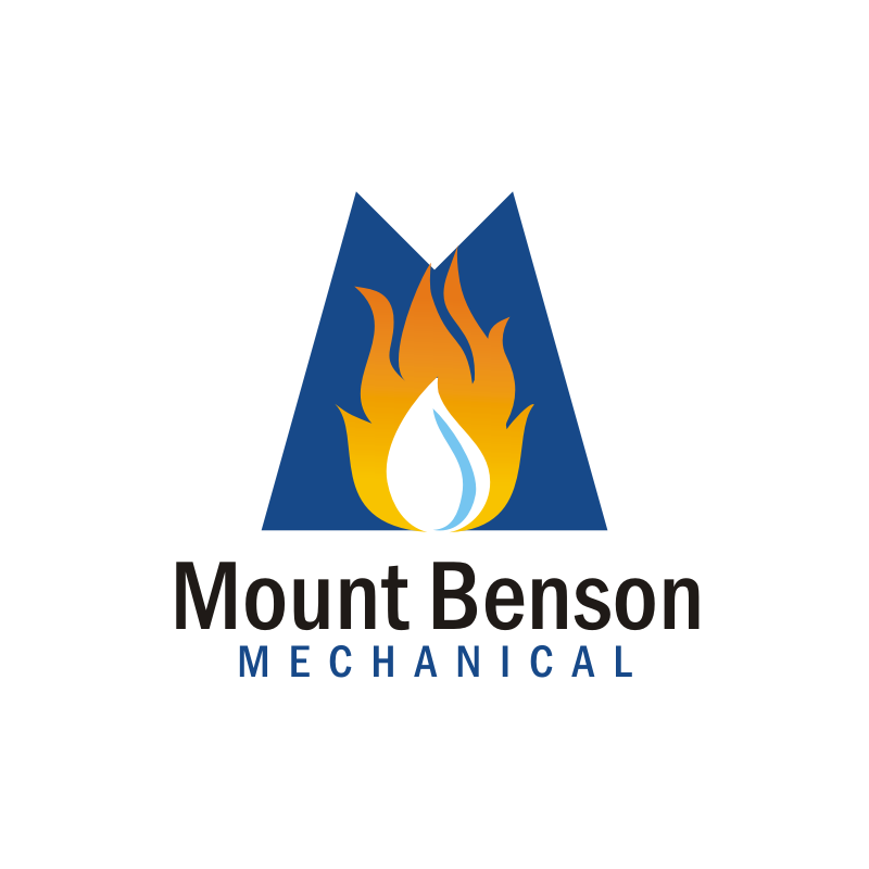 Logo Design by montoshlall - Entry No. 8 in the Logo Design Contest Mount Benson Mechanical.