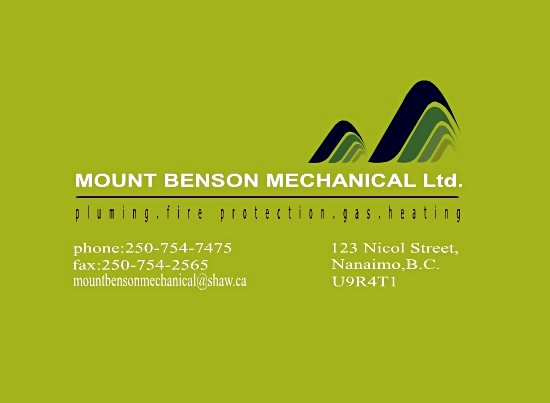 Logo Design by joway - Entry No. 9 in the Logo Design Contest Mount Benson Mechanical.