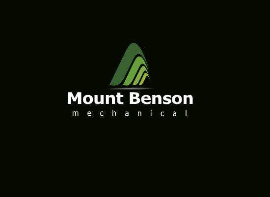 Logo Design by joway - Entry No. 10 in the Logo Design Contest Mount Benson Mechanical.