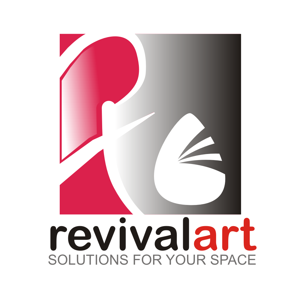 Logo Design by Chandan Chaurasia - Entry No. 199 in the Logo Design Contest Revival Art.