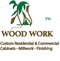 Logo Design by shafy - Entry No. 14 in the Logo Design Contest True West Woodwork.