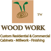 Logo Design by shafy - Entry No. 15 in the Logo Design Contest True West Woodwork.