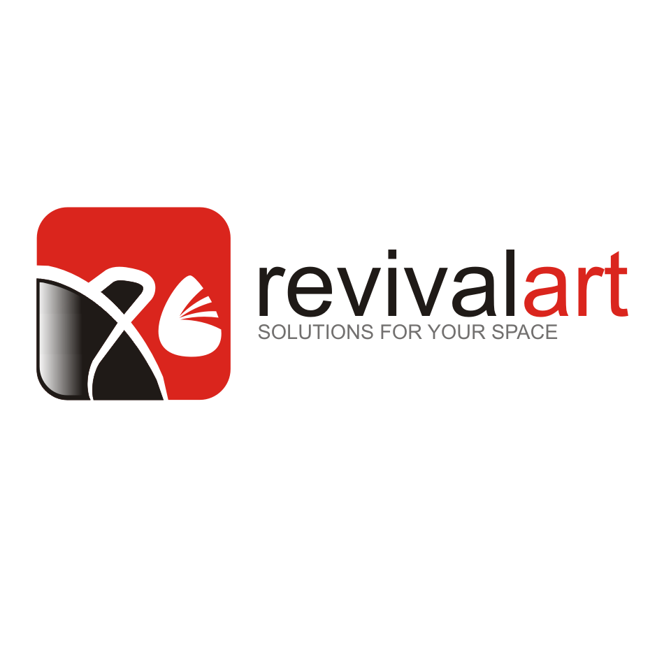 Logo Design by Chandan Chaurasia - Entry No. 200 in the Logo Design Contest Revival Art.