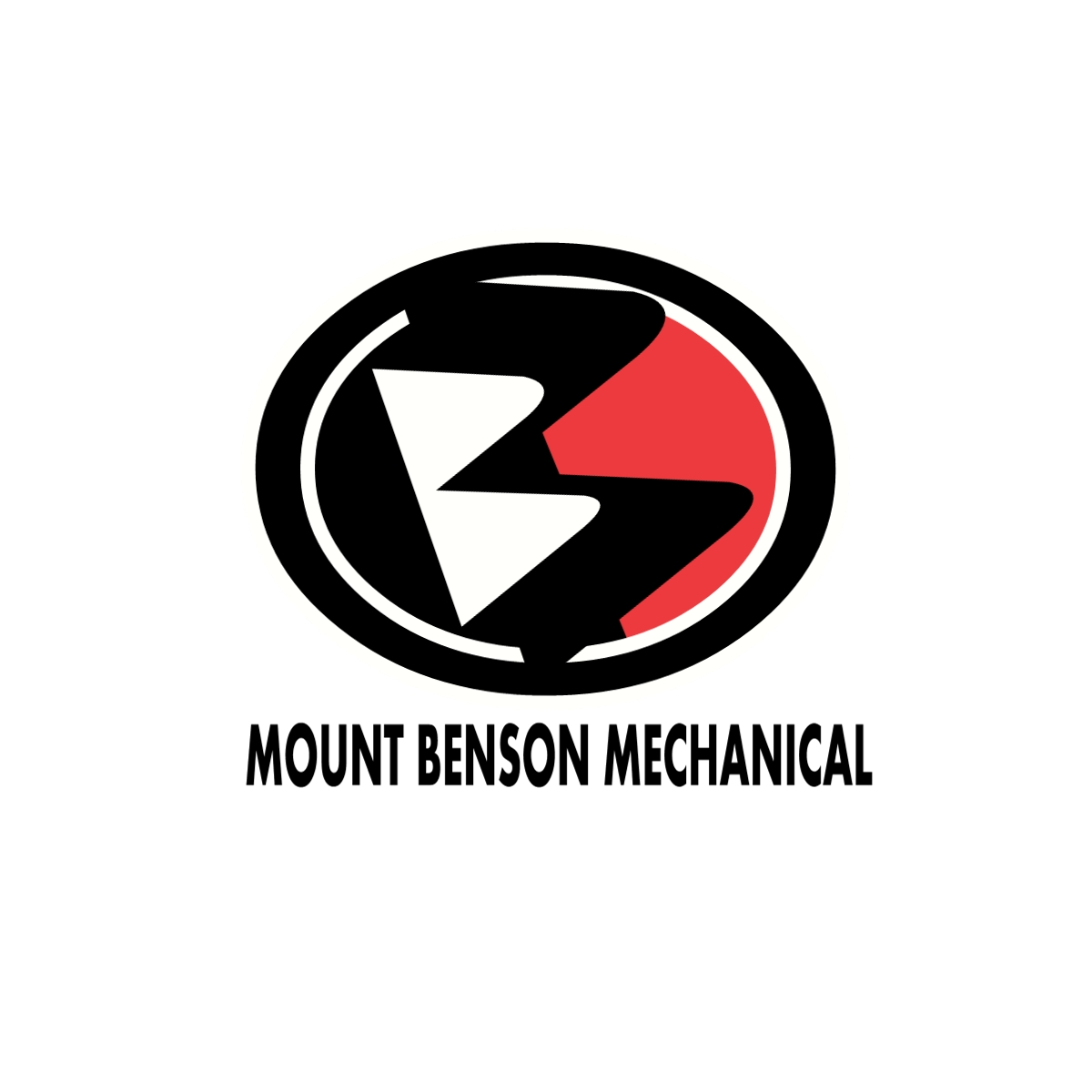 Logo Design by Joseph calunsag Cagaanan - Entry No. 11 in the Logo Design Contest Mount Benson Mechanical.