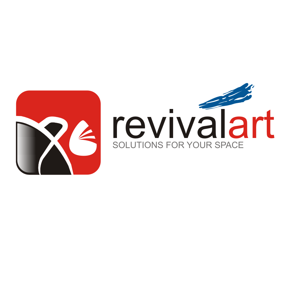Logo Design by Chandan Chaurasia - Entry No. 203 in the Logo Design Contest Revival Art.
