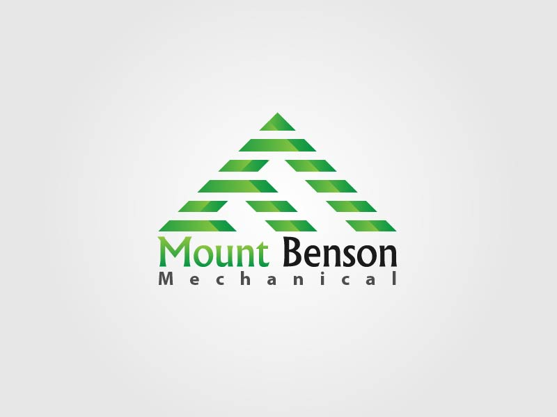 Logo Design by misginoji - Entry No. 19 in the Logo Design Contest Mount Benson Mechanical.