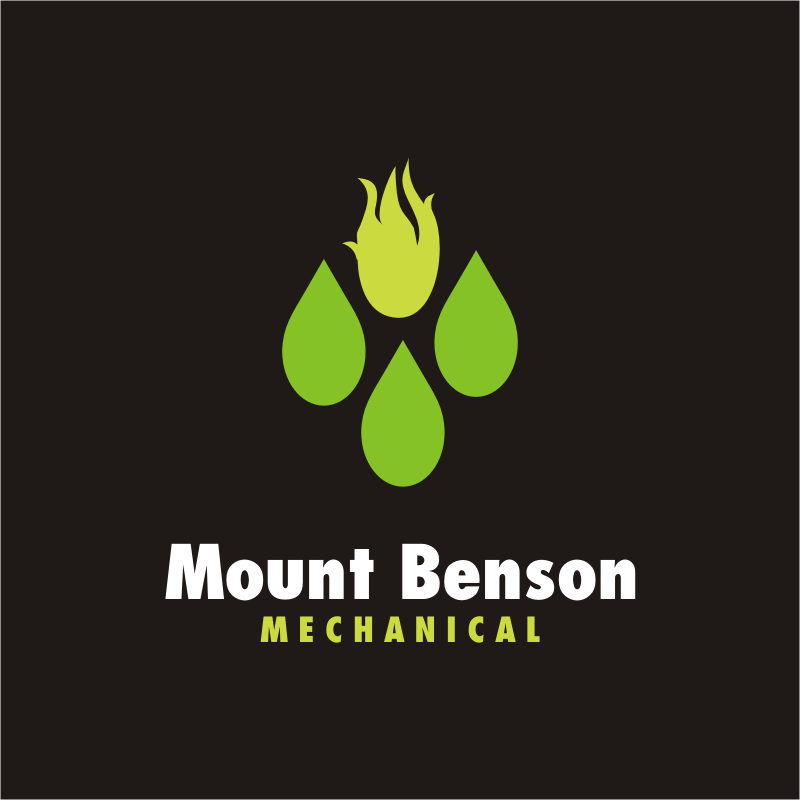 Logo Design by montoshlall - Entry No. 22 in the Logo Design Contest Mount Benson Mechanical.