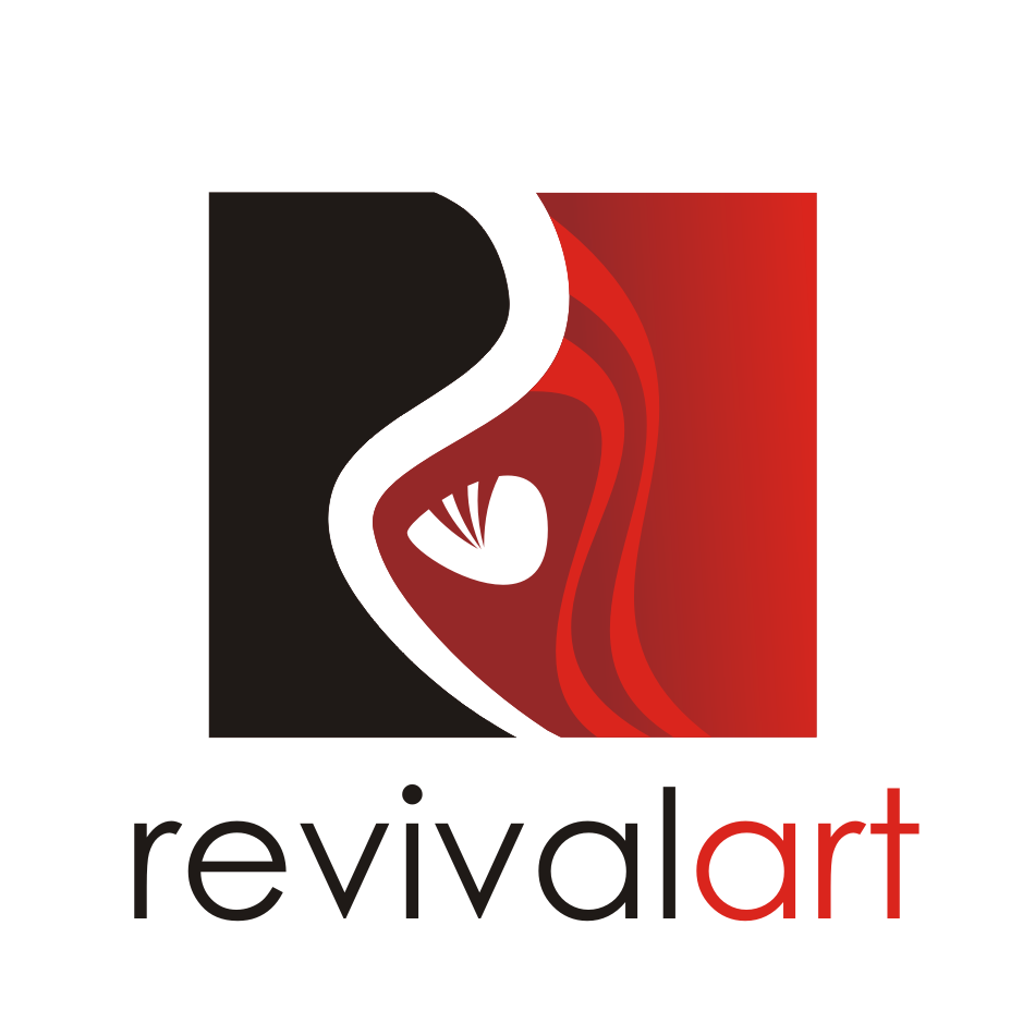 Logo Design by Chandan Chaurasia - Entry No. 204 in the Logo Design Contest Revival Art.