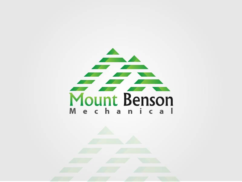 Logo Design by misginoji - Entry No. 24 in the Logo Design Contest Mount Benson Mechanical.