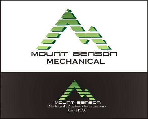 Logo Design by tmz - Entry No. 25 in the Logo Design Contest Mount Benson Mechanical.