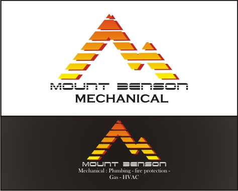 Logo Design by tmz - Entry No. 26 in the Logo Design Contest Mount Benson Mechanical.