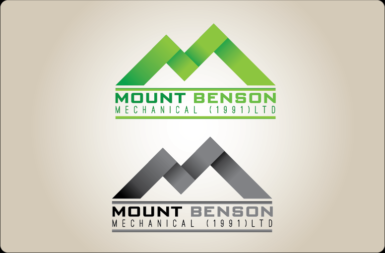 Logo Design by HAV0K85 - Entry No. 30 in the Logo Design Contest Mount Benson Mechanical.