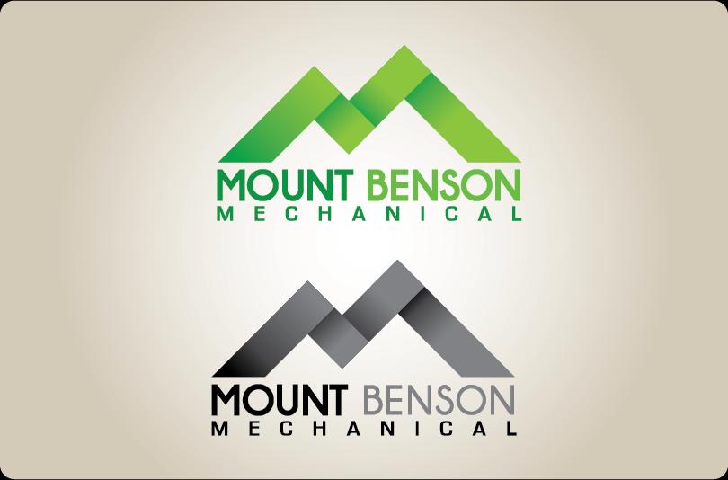 Logo Design by HAV0K85 - Entry No. 31 in the Logo Design Contest Mount Benson Mechanical.