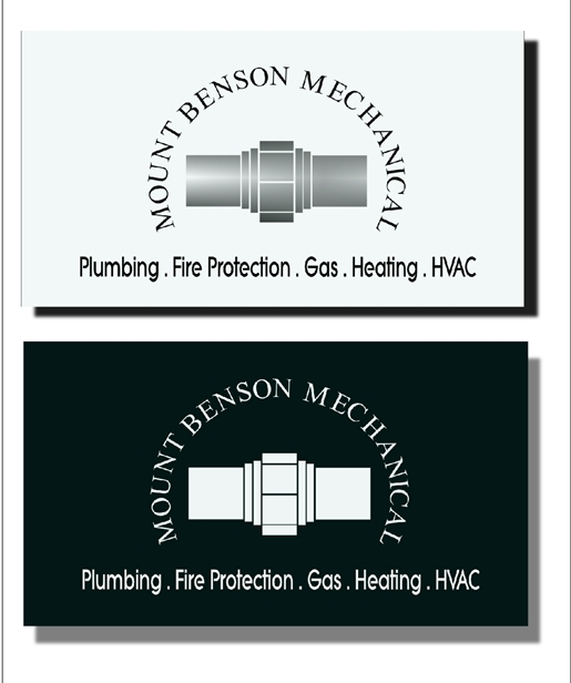 Logo Design by Heri Susanto - Entry No. 32 in the Logo Design Contest Mount Benson Mechanical.