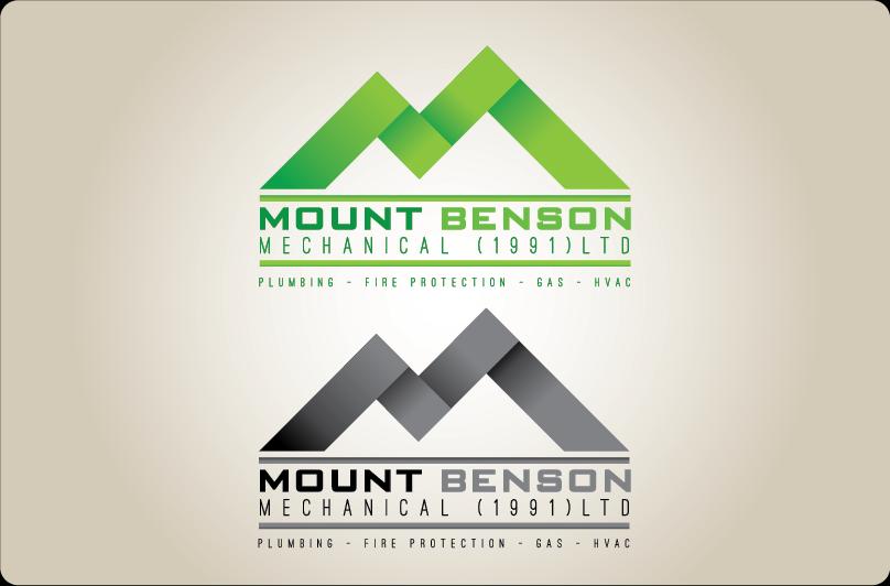 Logo Design by HAV0K85 - Entry No. 33 in the Logo Design Contest Mount Benson Mechanical.