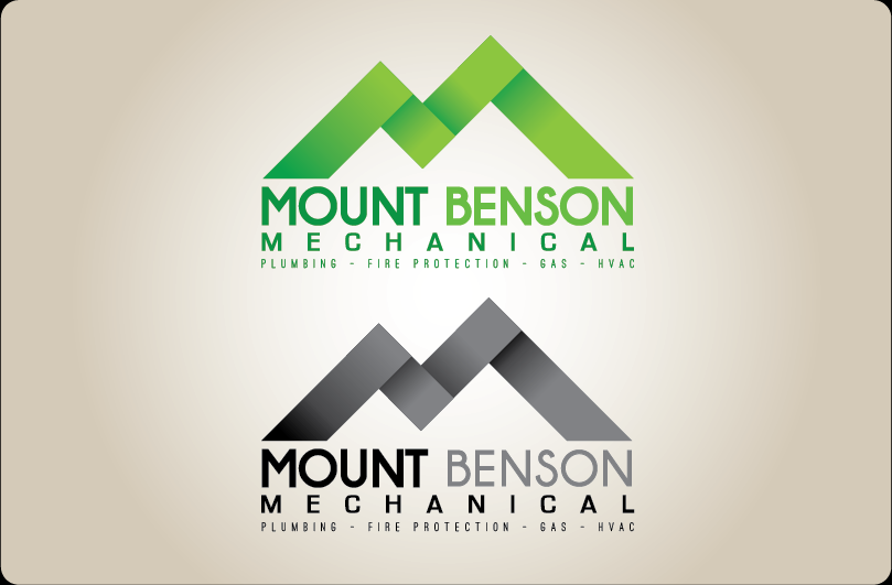 Logo Design by HAV0K85 - Entry No. 34 in the Logo Design Contest Mount Benson Mechanical.