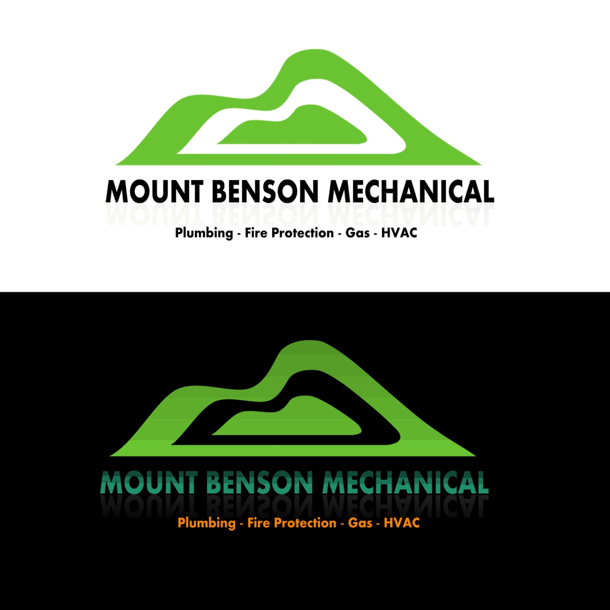 Logo Design by Joseph calunsag Cagaanan - Entry No. 38 in the Logo Design Contest Mount Benson Mechanical.