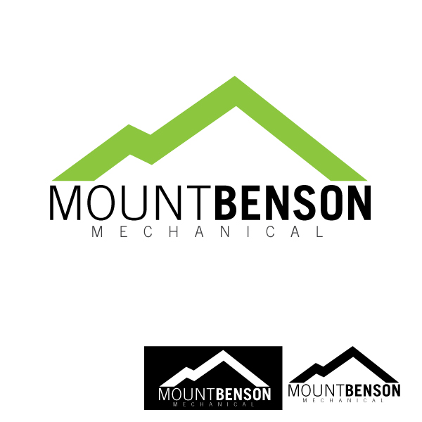 Logo Design by lumerb - Entry No. 39 in the Logo Design Contest Mount Benson Mechanical.