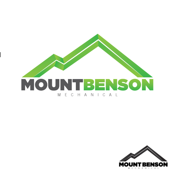 Logo Design by lumerb - Entry No. 40 in the Logo Design Contest Mount Benson Mechanical.