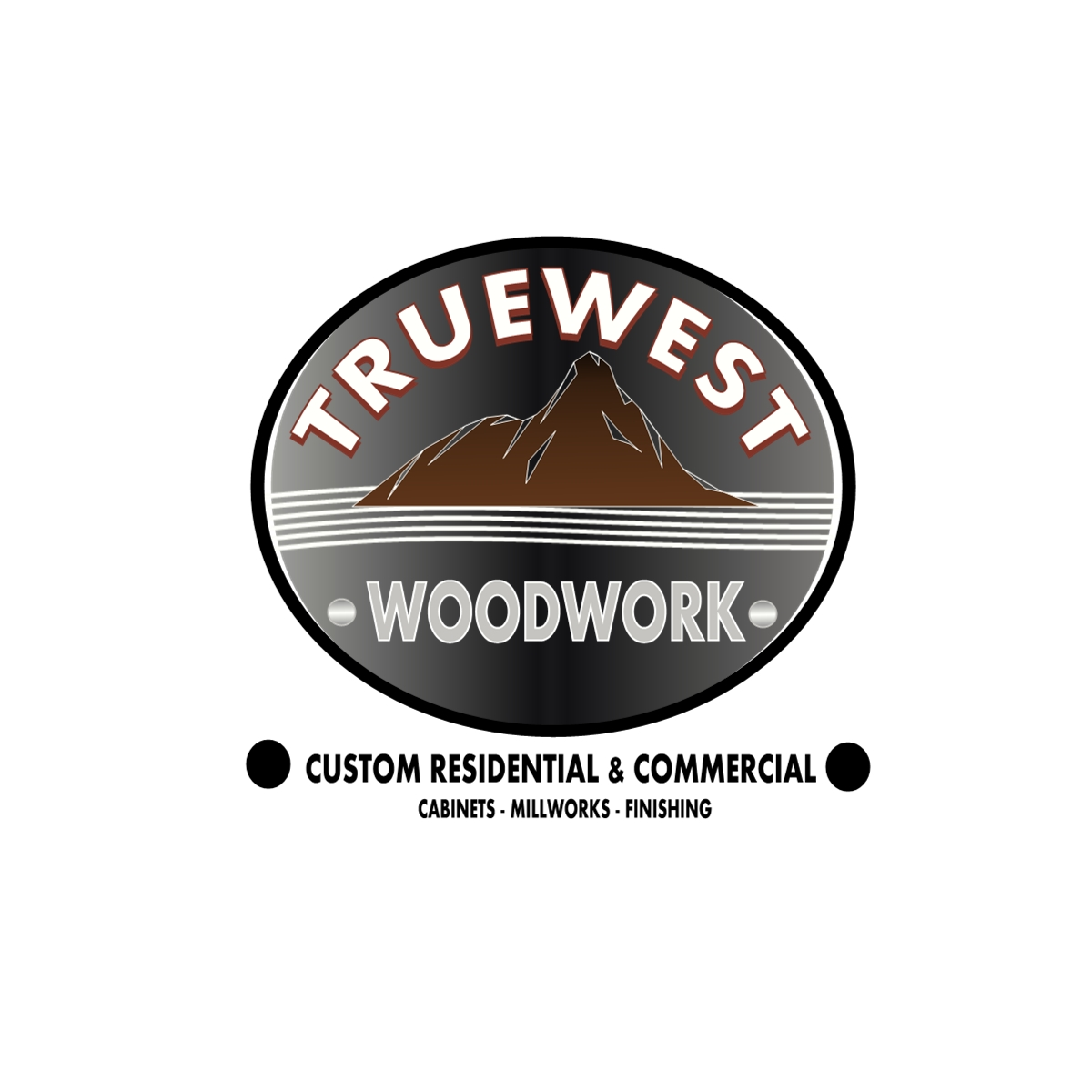 Logo Design by Joseph calunsag Cagaanan - Entry No. 35 in the Logo Design Contest True West Woodwork.