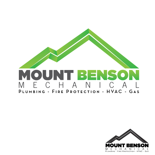 Logo Design by lumerb - Entry No. 41 in the Logo Design Contest Mount Benson Mechanical.