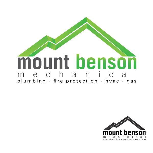 Logo Design by lumerb - Entry No. 42 in the Logo Design Contest Mount Benson Mechanical.