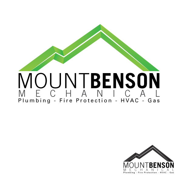 Logo Design by lumerb - Entry No. 43 in the Logo Design Contest Mount Benson Mechanical.