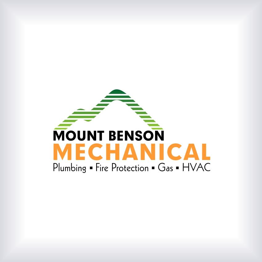 Logo Design by martinz - Entry No. 49 in the Logo Design Contest Mount Benson Mechanical.