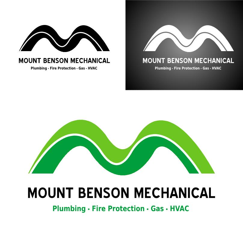 Logo Design by luvrenz - Entry No. 55 in the Logo Design Contest Mount Benson Mechanical.