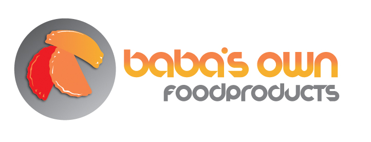 Logo Design by saint - Entry No. 3 in the Logo Design Contest Unique Logo Design Wanted for Baba's Own Food Products.