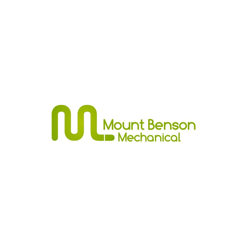 Logo Design by untung - Entry No. 56 in the Logo Design Contest Mount Benson Mechanical.