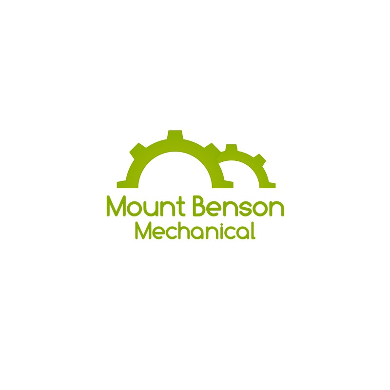 Logo Design by untung - Entry No. 57 in the Logo Design Contest Mount Benson Mechanical.