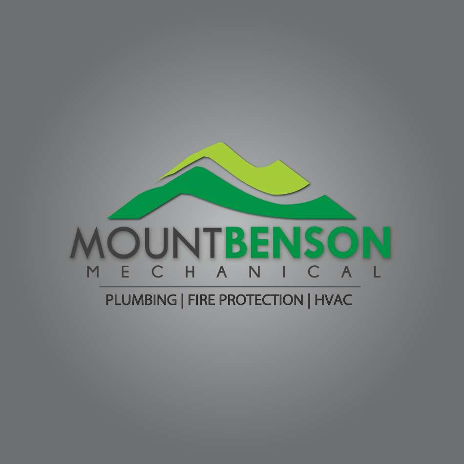 Logo Design by moonflower - Entry No. 60 in the Logo Design Contest Mount Benson Mechanical.