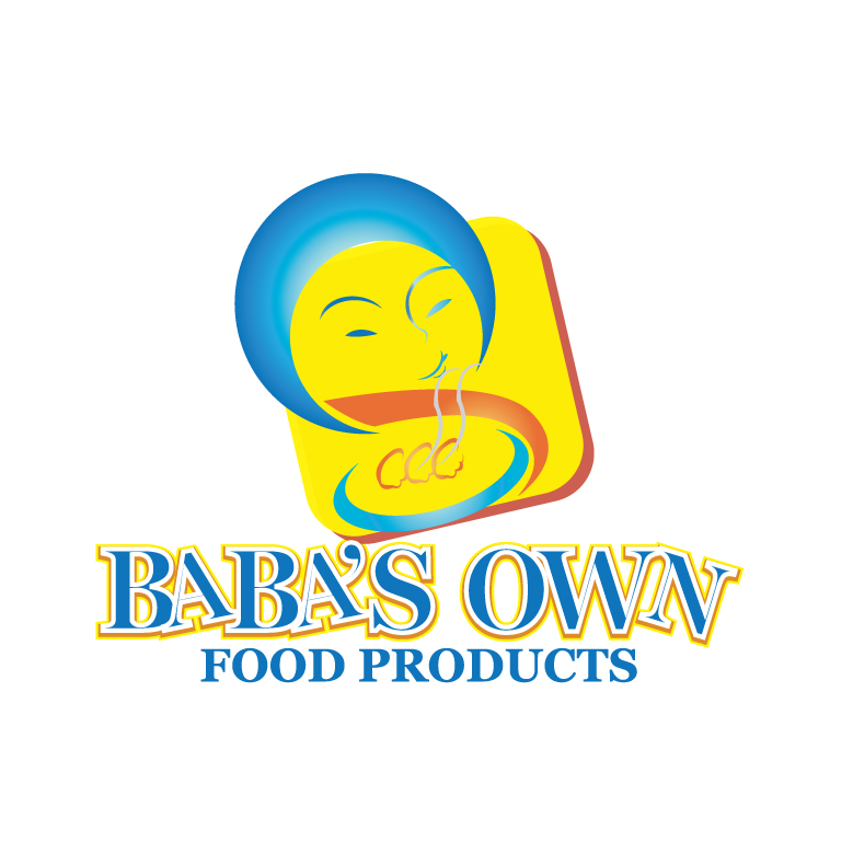 Logo Design by stormbighit - Entry No. 6 in the Logo Design Contest Unique Logo Design Wanted for Baba's Own Food Products.
