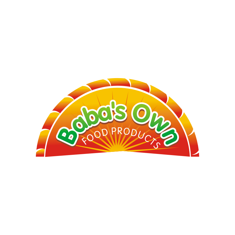 Logo Design by montoshlall - Entry No. 8 in the Logo Design Contest Unique Logo Design Wanted for Baba's Own Food Products.