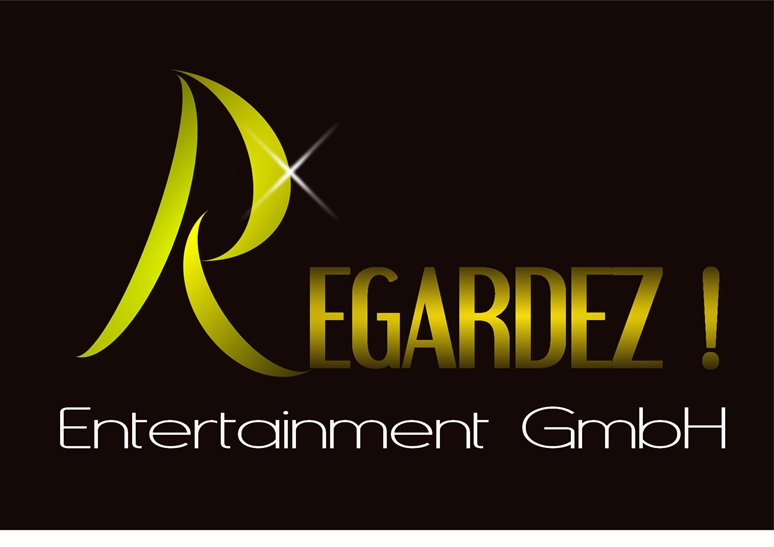 Logo Design by Heri Susanto - Entry No. 23 in the Logo Design Contest Logo Design Needed for Exciting New Company Regardez! (full name = Regardez! Entertainment GmbH).