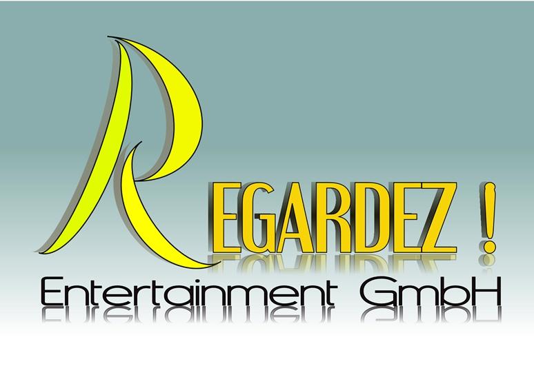 Logo Design by Heri Susanto - Entry No. 24 in the Logo Design Contest Logo Design Needed for Exciting New Company Regardez! (full name = Regardez! Entertainment GmbH).