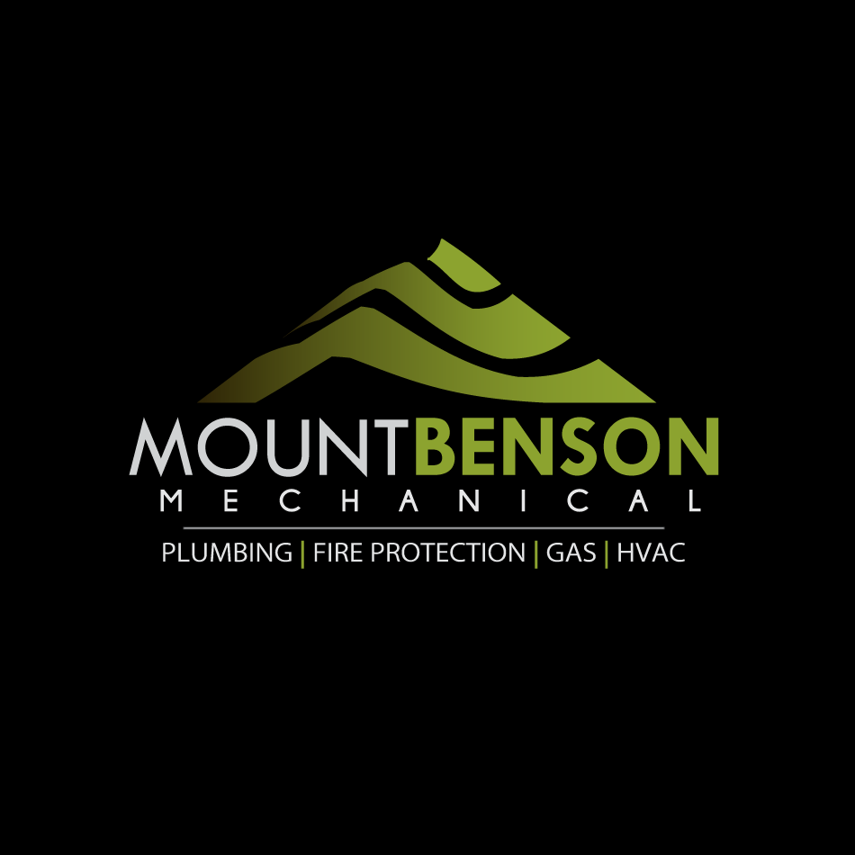 Logo Design by moonflower - Entry No. 78 in the Logo Design Contest Mount Benson Mechanical.