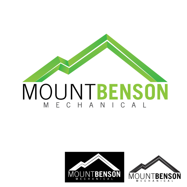 Logo Design by lumerb - Entry No. 79 in the Logo Design Contest Mount Benson Mechanical.