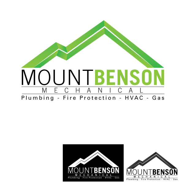 Logo Design by lumerb - Entry No. 80 in the Logo Design Contest Mount Benson Mechanical.