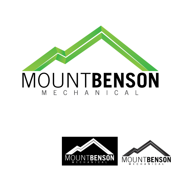 Logo Design by lumerb - Entry No. 81 in the Logo Design Contest Mount Benson Mechanical.