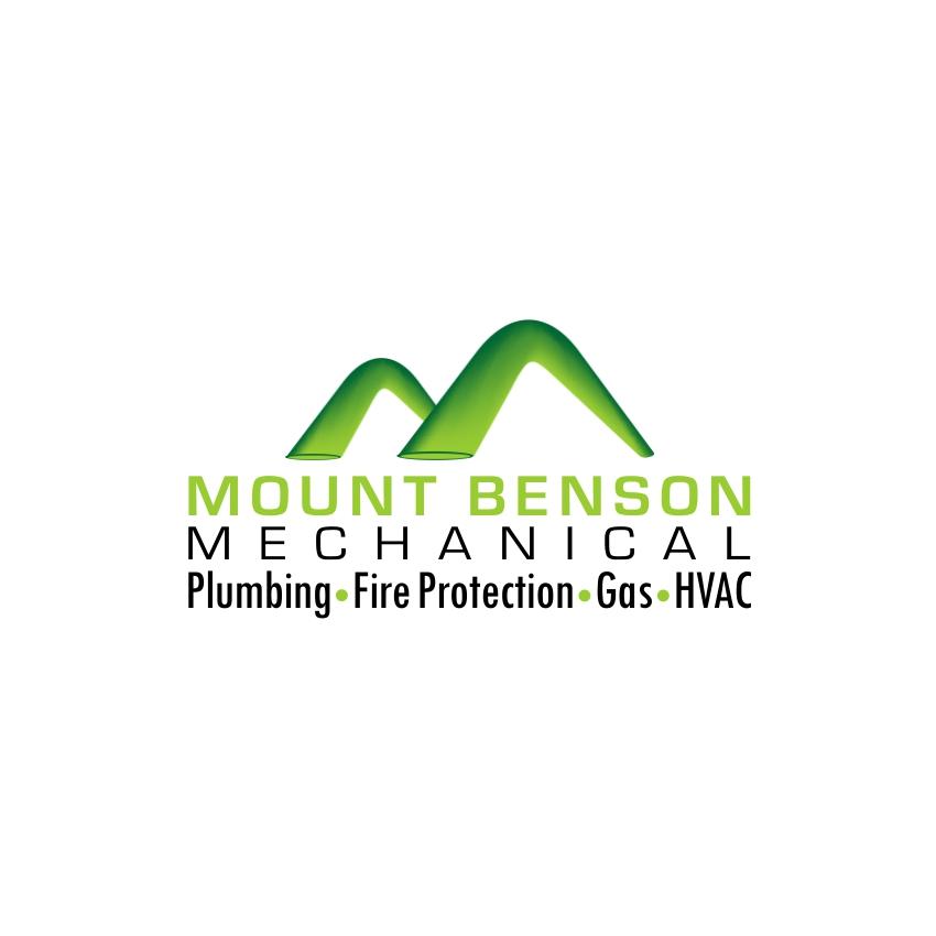 Logo Design by martinz - Entry No. 82 in the Logo Design Contest Mount Benson Mechanical.