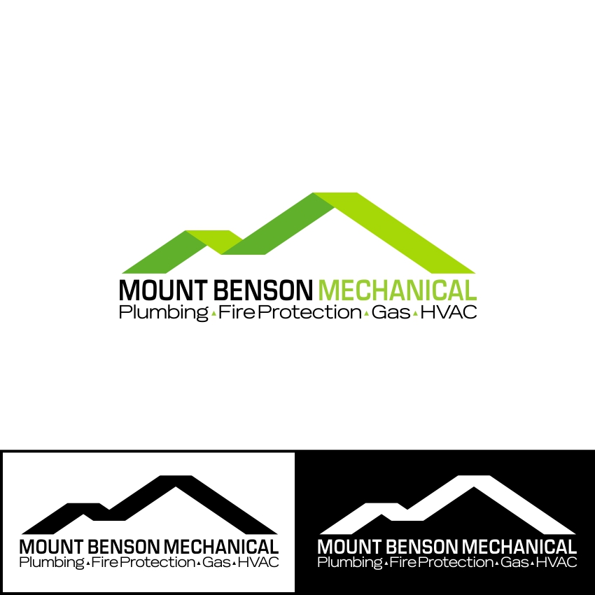 Logo Design by martinz - Entry No. 86 in the Logo Design Contest Mount Benson Mechanical.