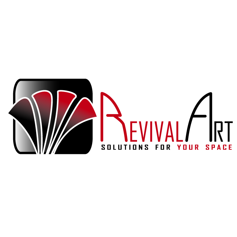 Logo Design by DayDream - Entry No. 206 in the Logo Design Contest Revival Art.