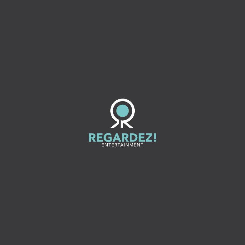 Logo Design by Alpar David - Entry No. 35 in the Logo Design Contest Logo Design Needed for Exciting New Company Regardez! (full name = Regardez! Entertainment GmbH).