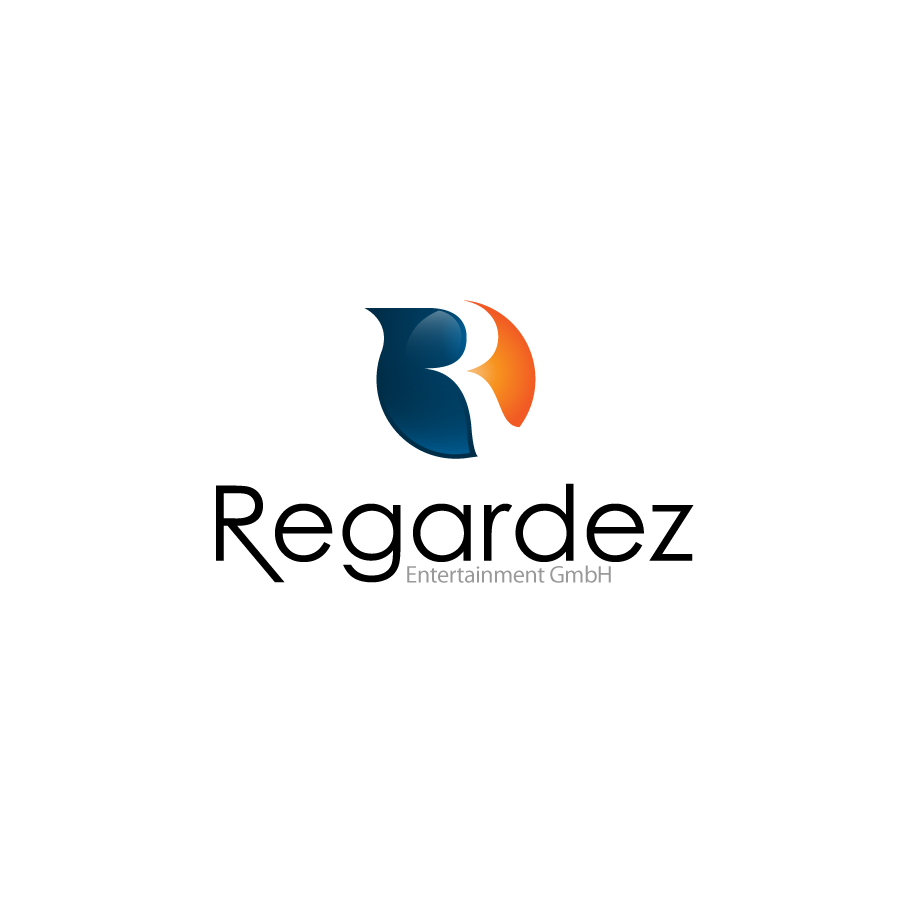 Logo Design by zesthar - Entry No. 36 in the Logo Design Contest Logo Design Needed for Exciting New Company Regardez! (full name = Regardez! Entertainment GmbH).