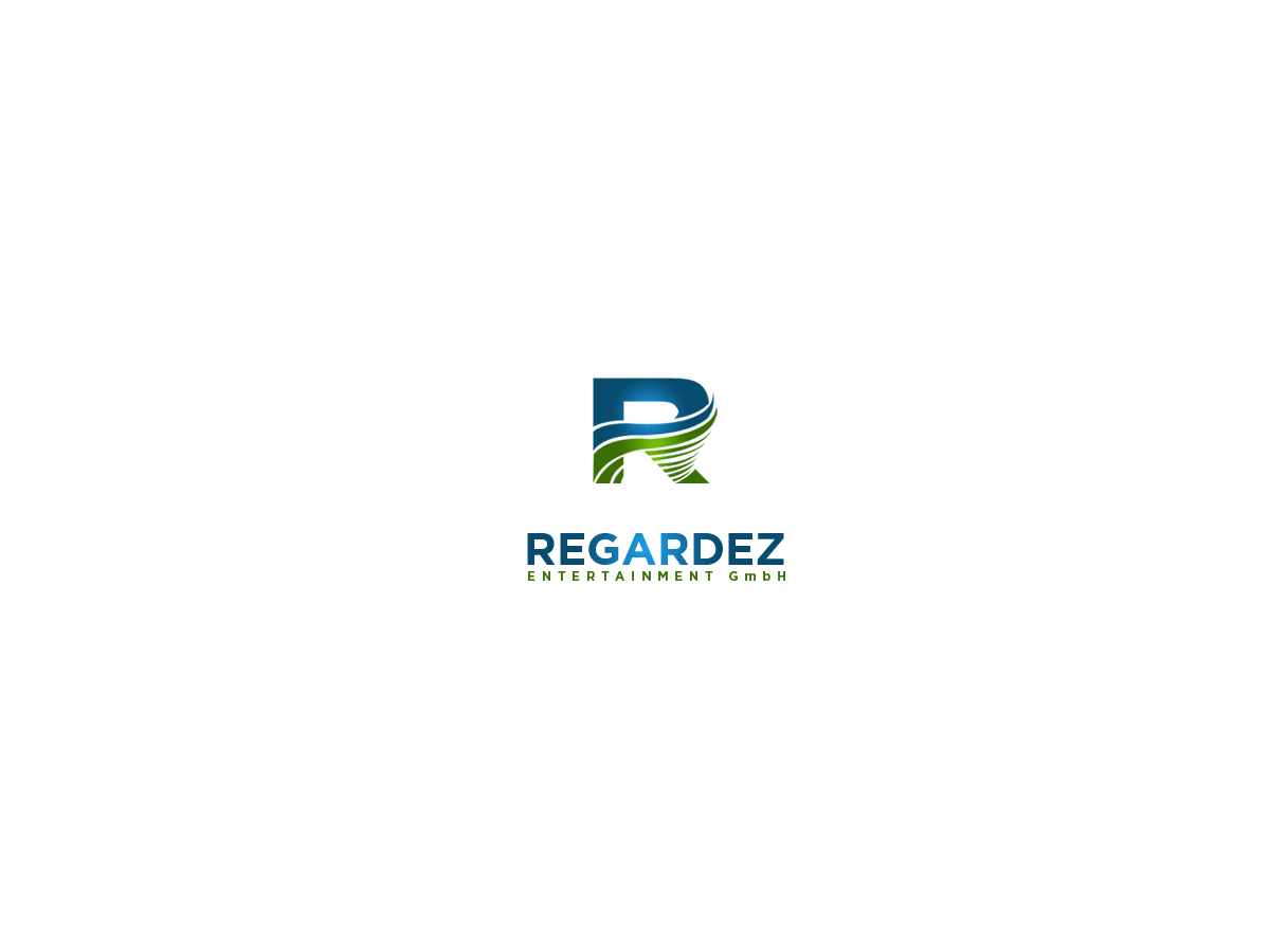 Logo Design by Private User - Entry No. 39 in the Logo Design Contest Logo Design Needed for Exciting New Company Regardez! (full name = Regardez! Entertainment GmbH).