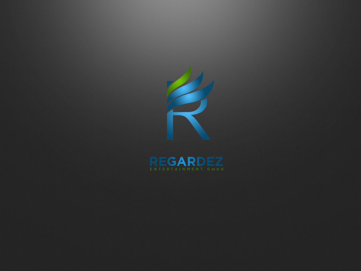 Logo Design by Private User - Entry No. 40 in the Logo Design Contest Logo Design Needed for Exciting New Company Regardez! (full name = Regardez! Entertainment GmbH).
